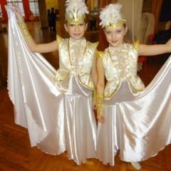 Пошив костюмов для детской танцевальной группы