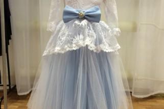 Пошив детского платья для новогоднего утренника