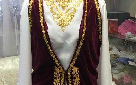 Пошив татарского национального костюма