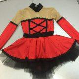 Пошив платья для фигурного катания