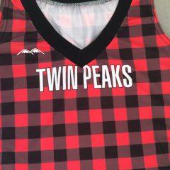 Пошив топа на заказ от компании Twin Peaks