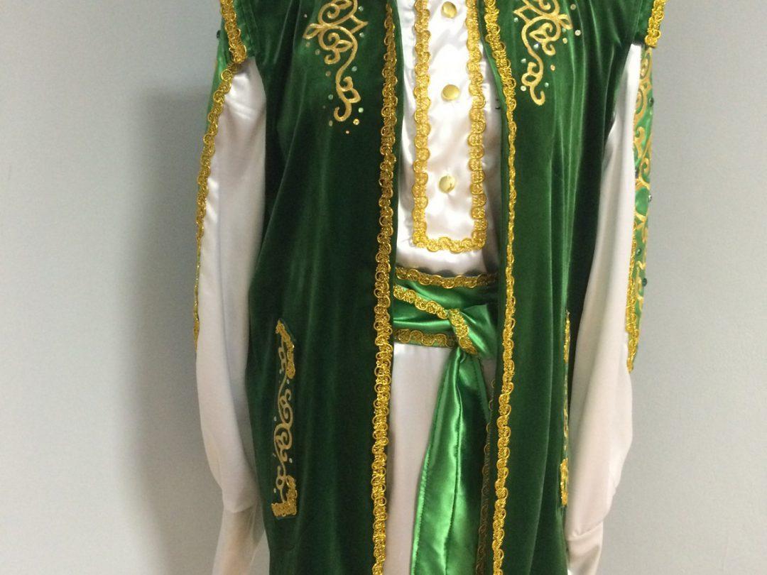 Национальный татарский костюм сшить